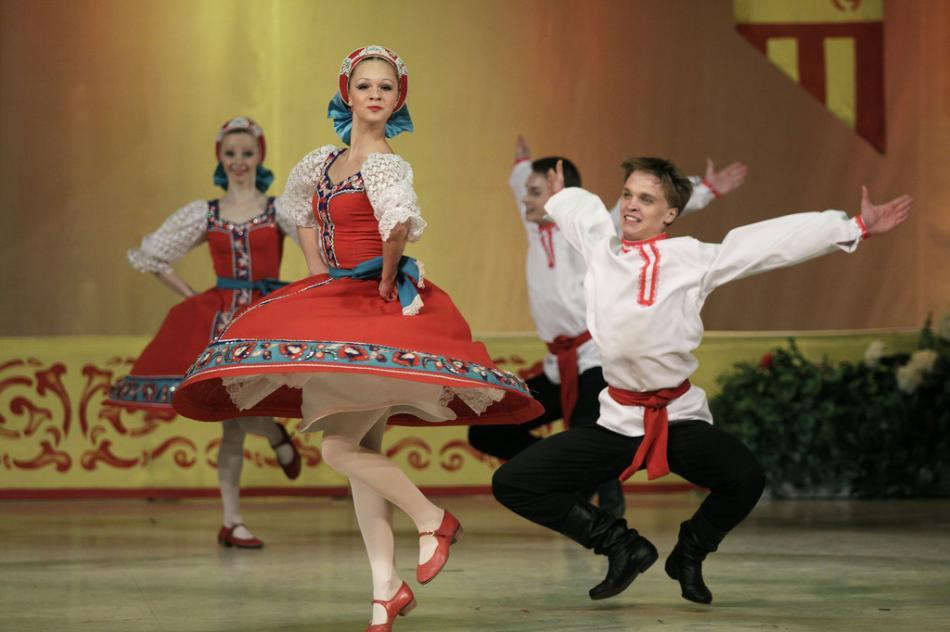 какой танец танцуют в беларуиси